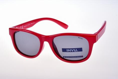 INVU. Kids K2102B - Slnečné okuliare pre deti 1-3 r.