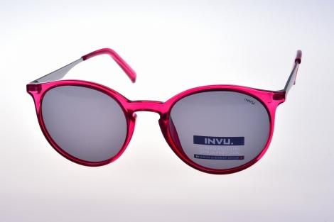 INVU. Kids K2117C - Slnečné okuliare pre deti 8-11 r.